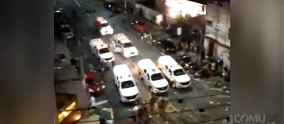 Tumulto no Alto dos Passos - A culpa é de quem?
