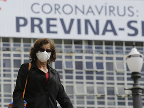 Coronavírus: Hortolândia decreta obrigação do uso de máscaraCoronavírus: Hortolândia dec de proteção