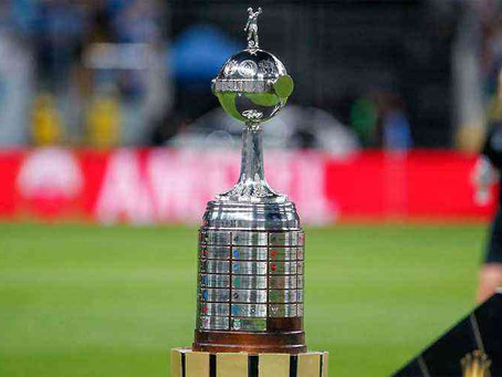 Conmebol suspende jogos da Libertadores por tempo indeterminado