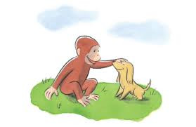 Remember Curious George? Well, he was a hero!