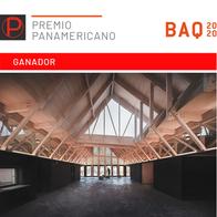 Ganador Premio Panamericano BAQ 2020