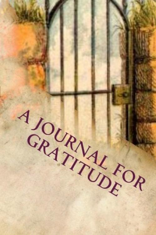 A Journal for Gratitude
