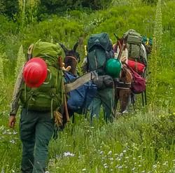 Slate Lakes Work Trip 7/2021
