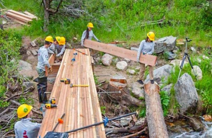 Poudre Wilderness Volunteers