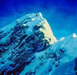 Mt. Everest Ascent