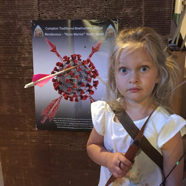 Aliyah age 3, Ohio