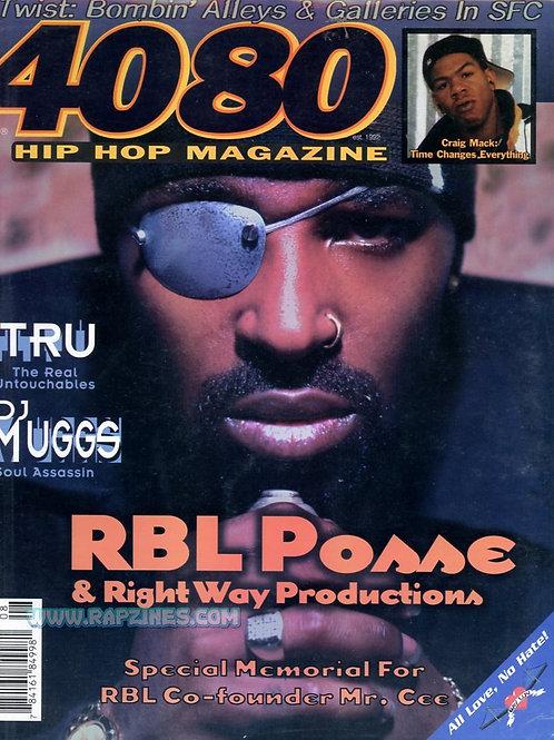 4080 Magazine #37 RBL Posse