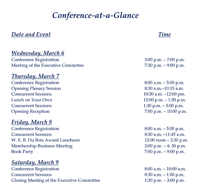 Conference at a glance 2009 - new.png
