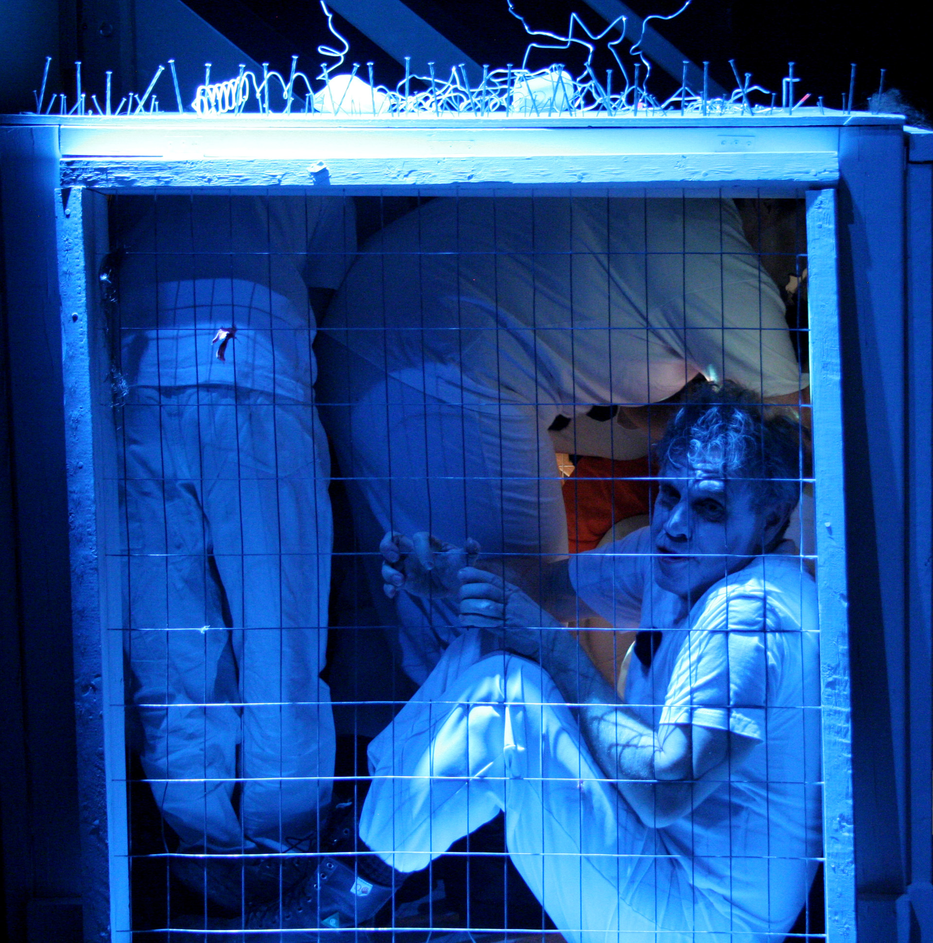 Death Clowns in Guantanamo Bay