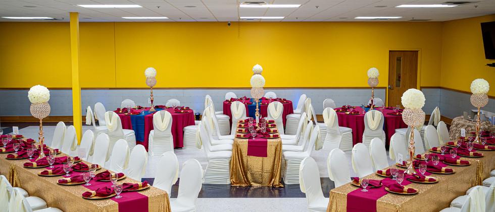Antioch Campus - Class Room Reception 2
