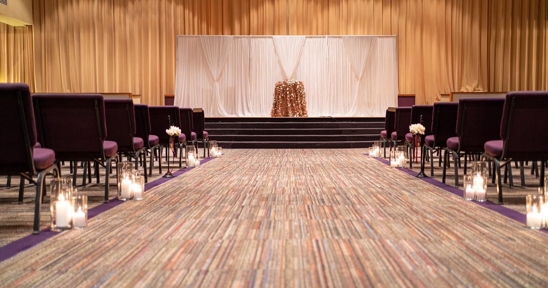 Antioch Campus - Sanctuary Wedding