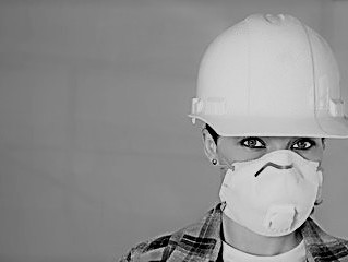 How to wear a dust mask