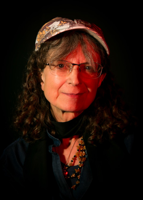 Author Marianne Larsen