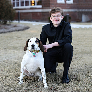 Sarah Baldwin Photography High School Senior Portraits