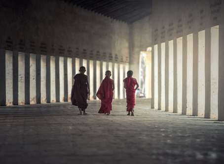 Bilinçli Farkında (Mindful) Yürüme