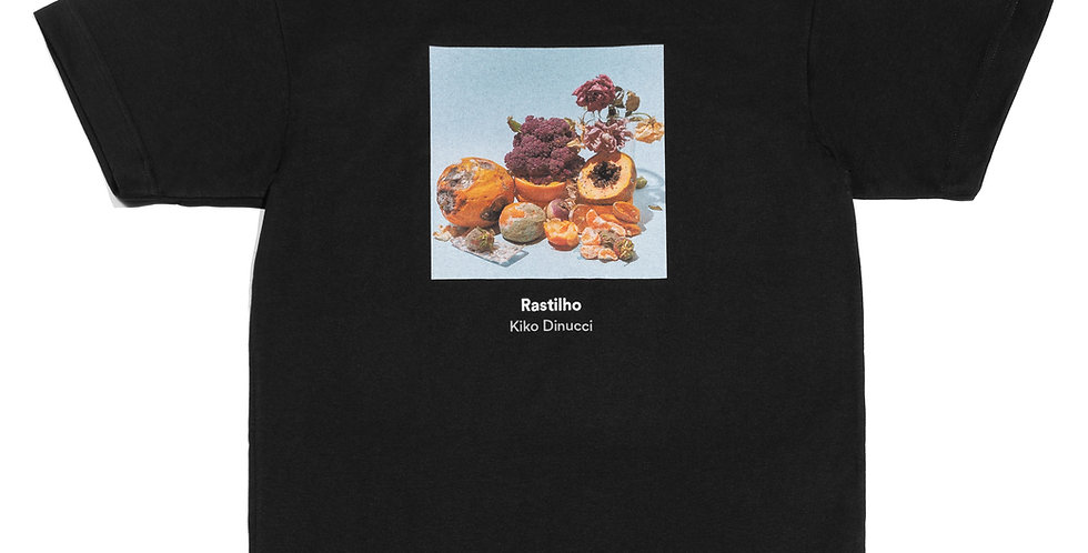 Camiseta Rastilho (preta)
