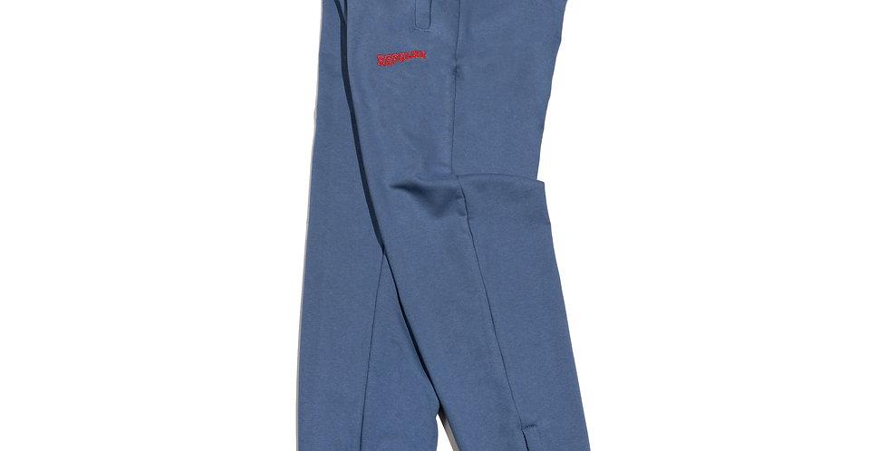 Calça de moletom (azul)