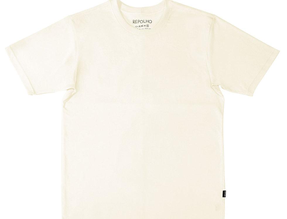 Camiseta Off White (quase branca)