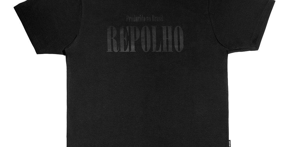 Camiseta Logo pretinhobasico