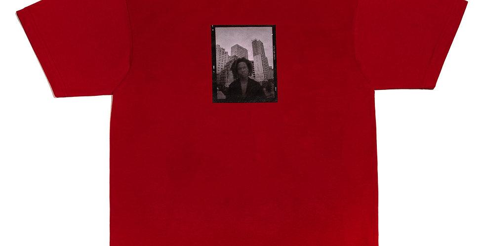 Camiseta Jorge (vermelha)