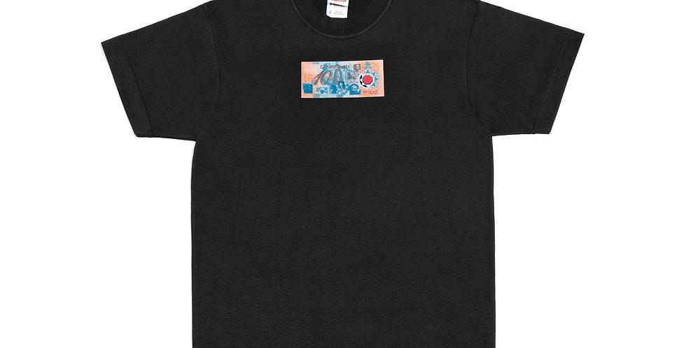 Camiseta Nota 10 (preta)