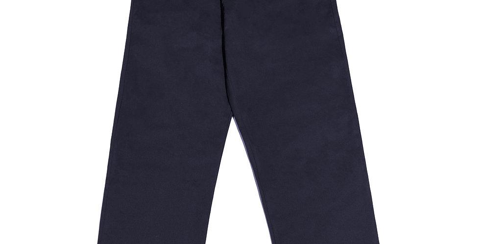 Calça básica (azul)