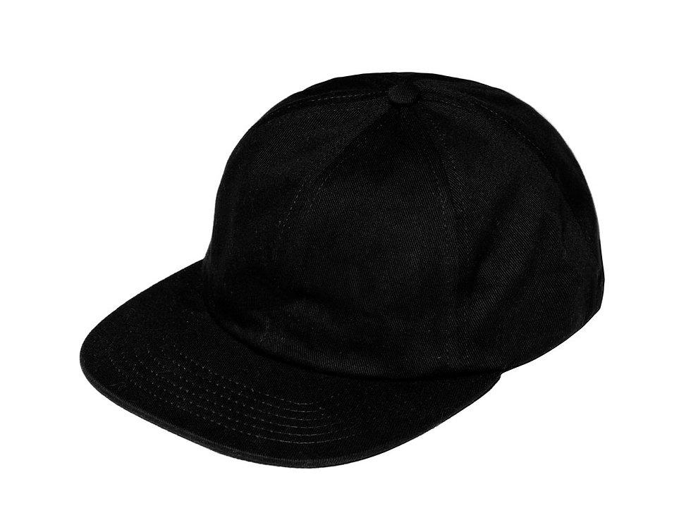 Boné Liso (preto)