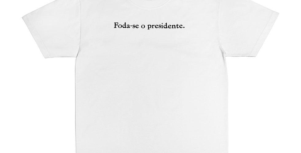 Camiseta Presidente