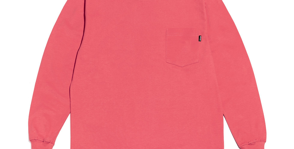 Camiseta c/ Bolso (vermelho)