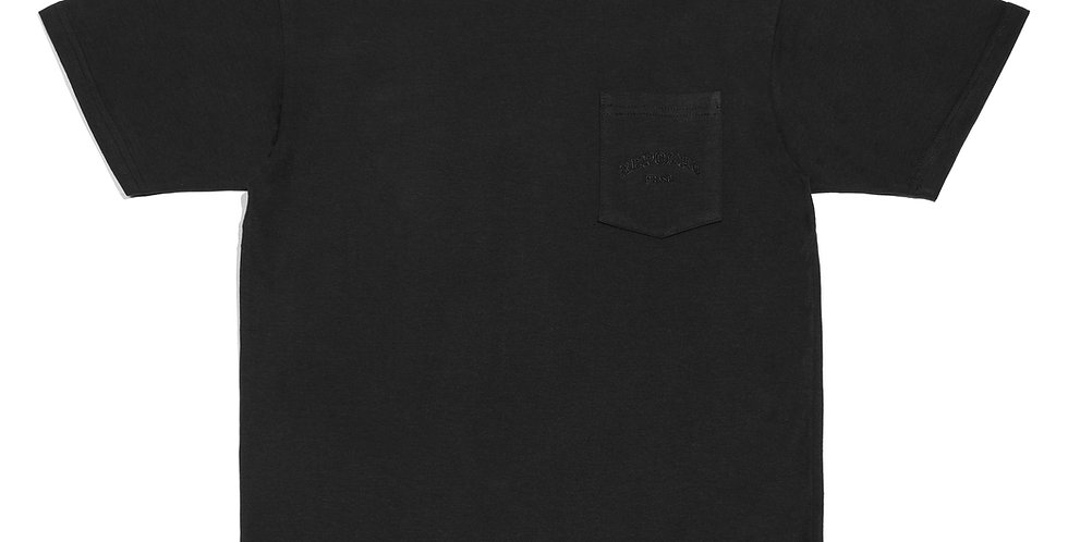 Camiseta c/ Bolso (preta)