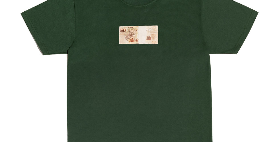 Camiseta Nota (verde)