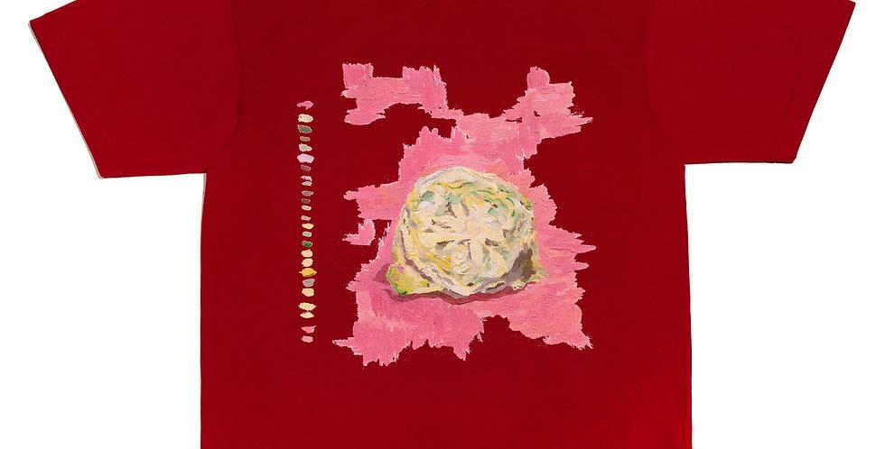 Camiseta Pintura (vermelha)