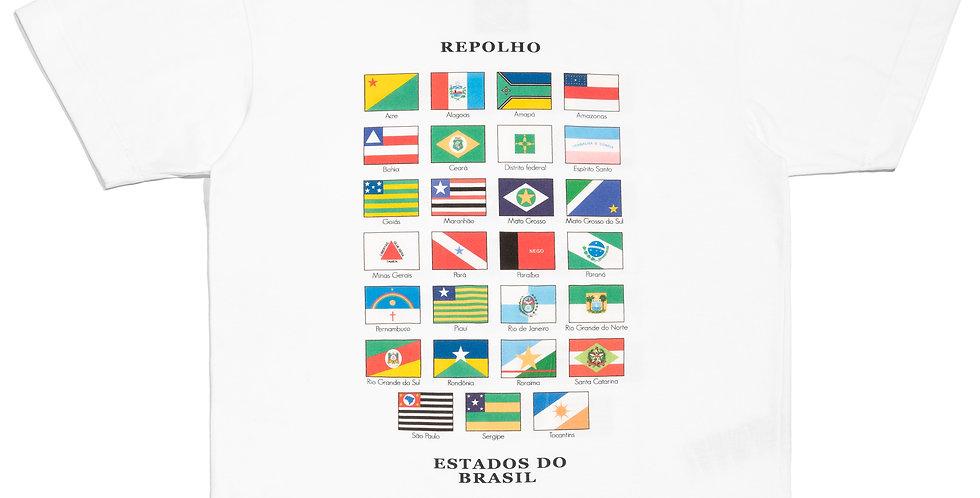 Camiseta Bandeiras