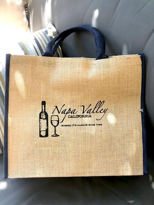 Napa Valley California Where It's Always Wine Time