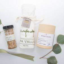 Napa Valley Vines Tea Towel