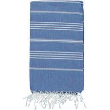 Royal Blue Turkish Towel