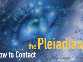 How to Contact The Pleiadians (#1: the App)