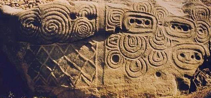 fingerprint of Pleiadians Newgrange K52