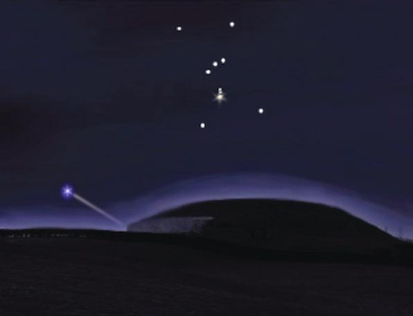 Newgrange Sirius