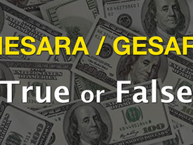 NESARA (GESARA) - True or False?