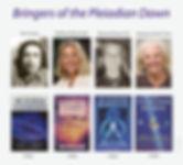 Bringers of the Pleiadian dawn; Ken Carvey, Barbara Marciniak, Amorah Quan Yin, Barbara Hand Clow
