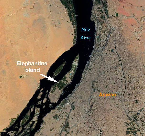 Elephantine Island on gogole Earth.jpeg