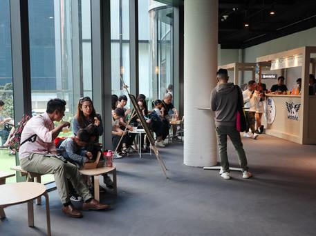 Van Gogh Alive Hong Kong