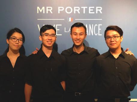 MR PORTER X BIBO