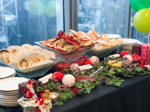 UBS Christmas Catering