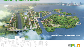 Being part of Floriade 2022 - Growing green cities.