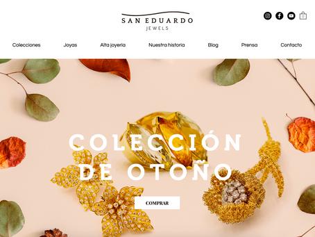 San Eduardo Joyeros, ahora es más digital