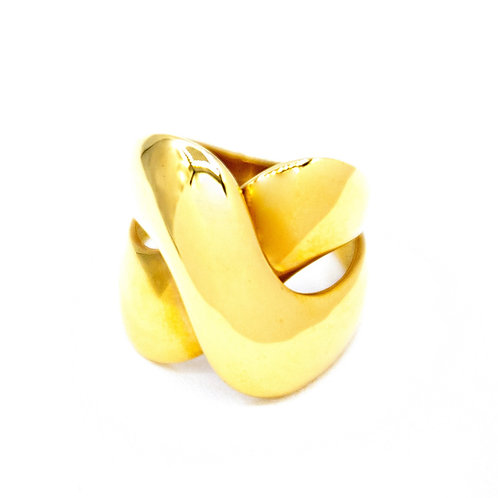Sortija Oro Amarillo 18 kt.