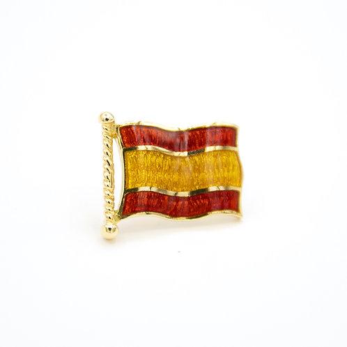 Pin Bandera de ESPAÑA.