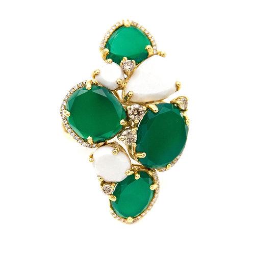 Sortija Verde.